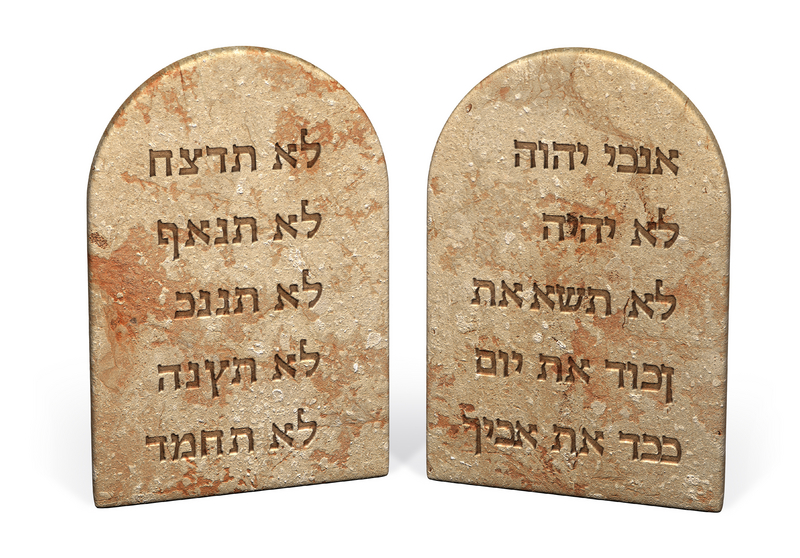 10 Commandments 2.0 - Is it Time for an Upgrade? - Rabbi Paul Kipnes