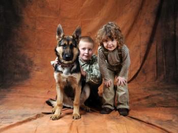 kids-dog
