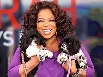 Courtesy Oprah Winfrey